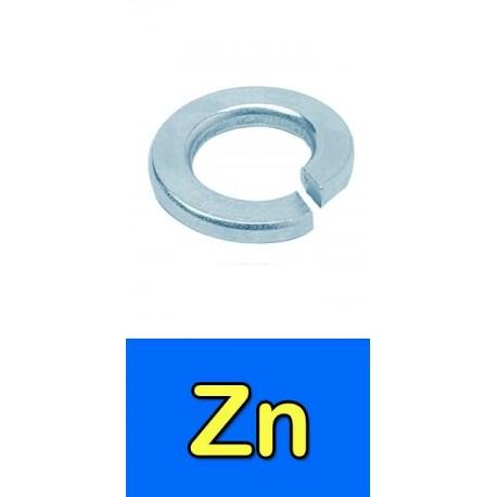 Podloška DIN 127