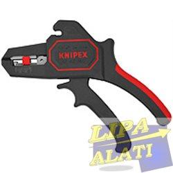 KNIPEX Kliješta za skidanje izolacije 180 mm automatska