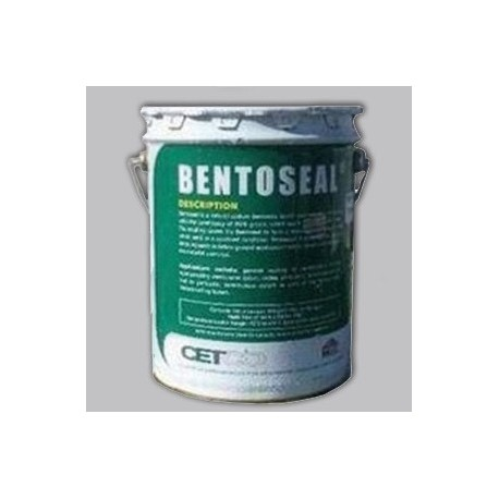 Bentoseal pasta i Bentonitne granule